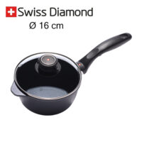 casseruola Swiss Diamond 16 cm