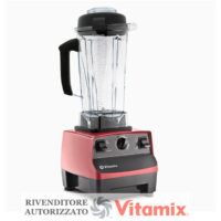 VItamix Total Nutrition Center red