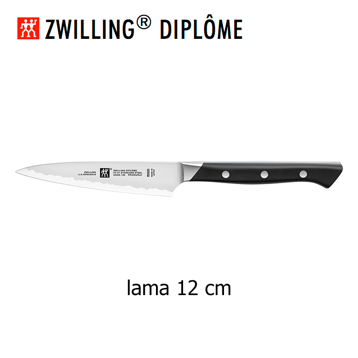 spelucchino Diplome Zwilling 12cm