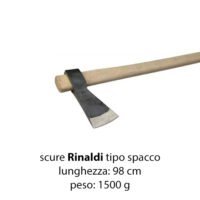 scure tipo spacco Rinaldi 1500g