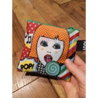 Borsa per spesa Loqi Bag Pop Lollipop