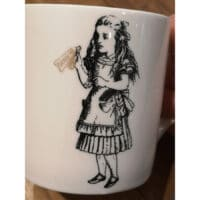 Tazza Mug KitchenCraft Alice in Wonderlan