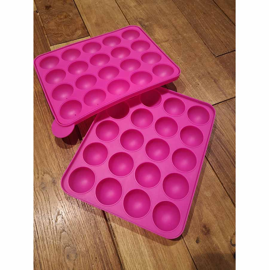 zeal stampo silicone cake pop