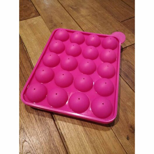 zeal stampo silicone cake pops