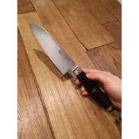 coltello santoku super gou ypsilon